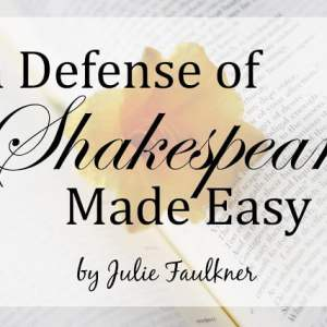 In Defense of Shakespeare Made Easy