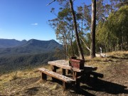 Northern Lookout picnic Scenic Rim