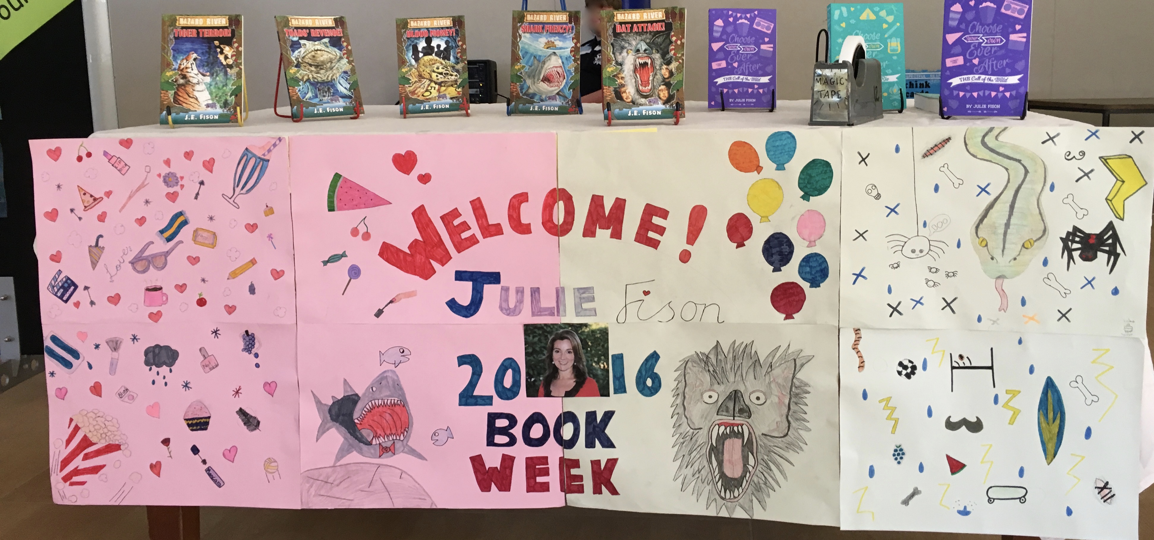 Librarians Rock Book Week