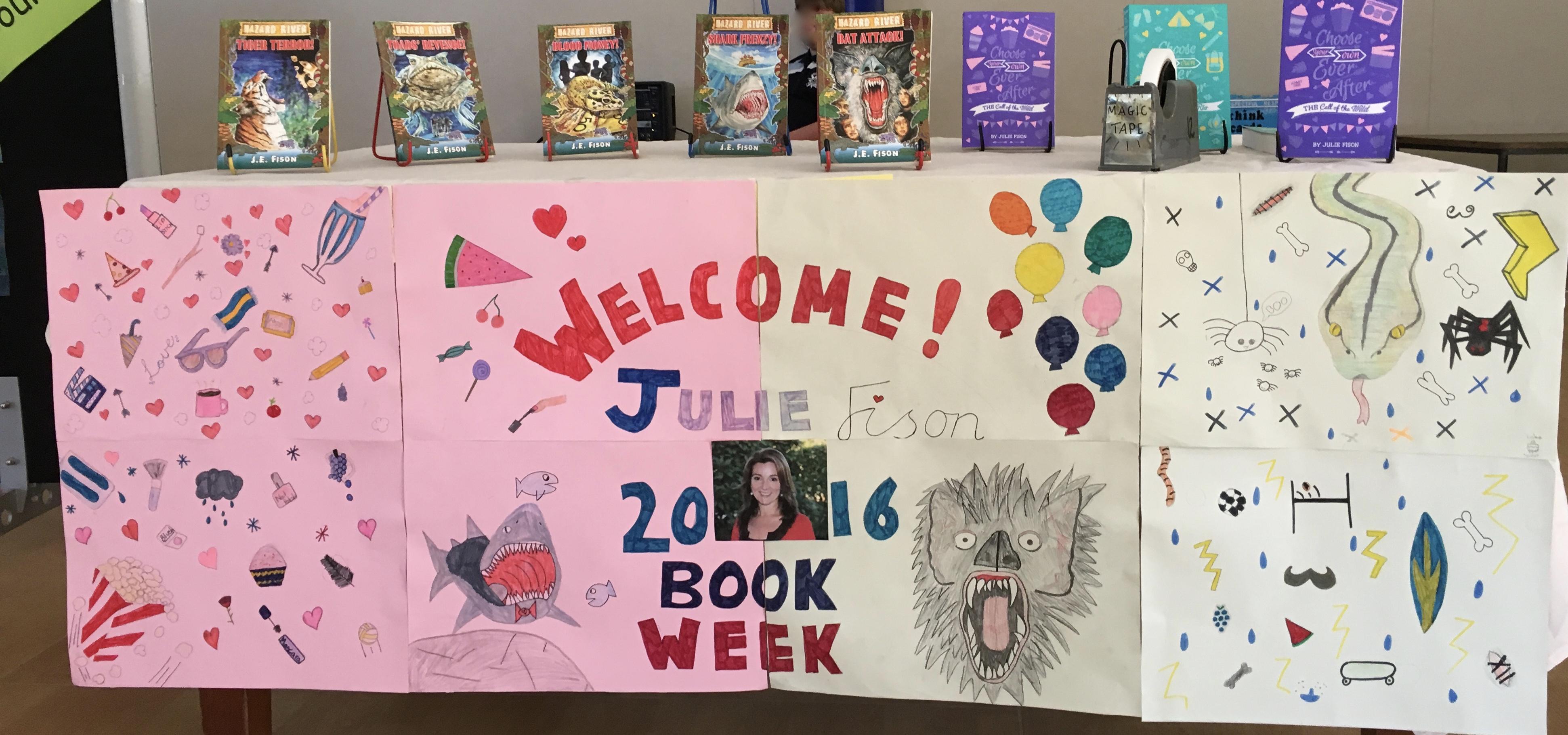 Librarians Rock Book Week
