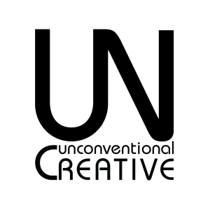 Unconventional-Creative-Website-Badge