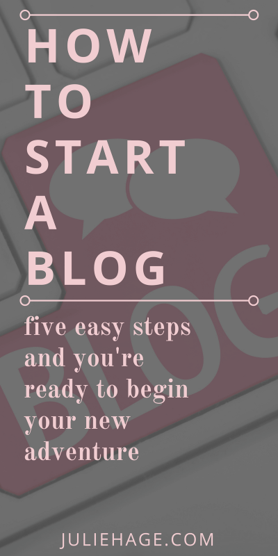 Dream of becoming a blogger? Starting a blog is super-easy (yes, even for non-techies). Click through to learn how to begin your own WordPress blog today! | #bloggingtips | #amblogging | #bloggingforincome | #startablog