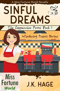 Cover image for Sinful Dreams: Cappuccino Posse Book 1