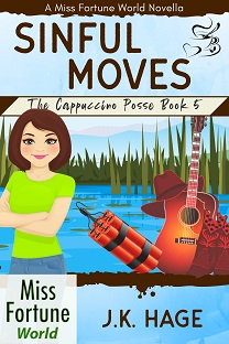 Cover image for Sinful Moves: Cappuccino Posse Book 5