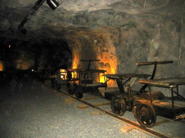 The Mine Carnkie.