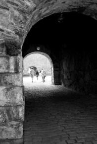 Archway B&W