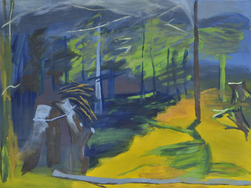 Three Branches by Julie Jones