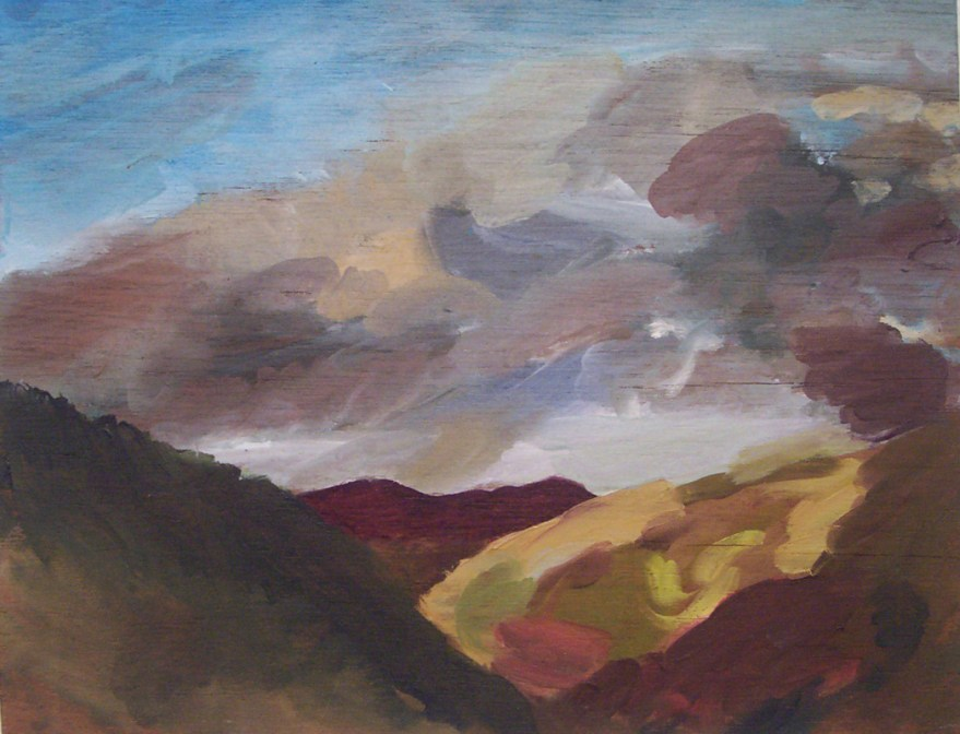 Corris Valley Cloud