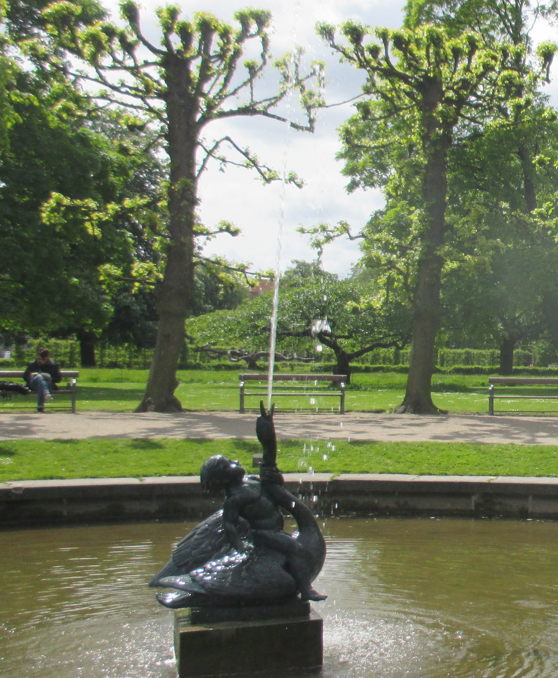 Copenhagen Parks: Rosenborg Castle Gardens | Julie Journeys