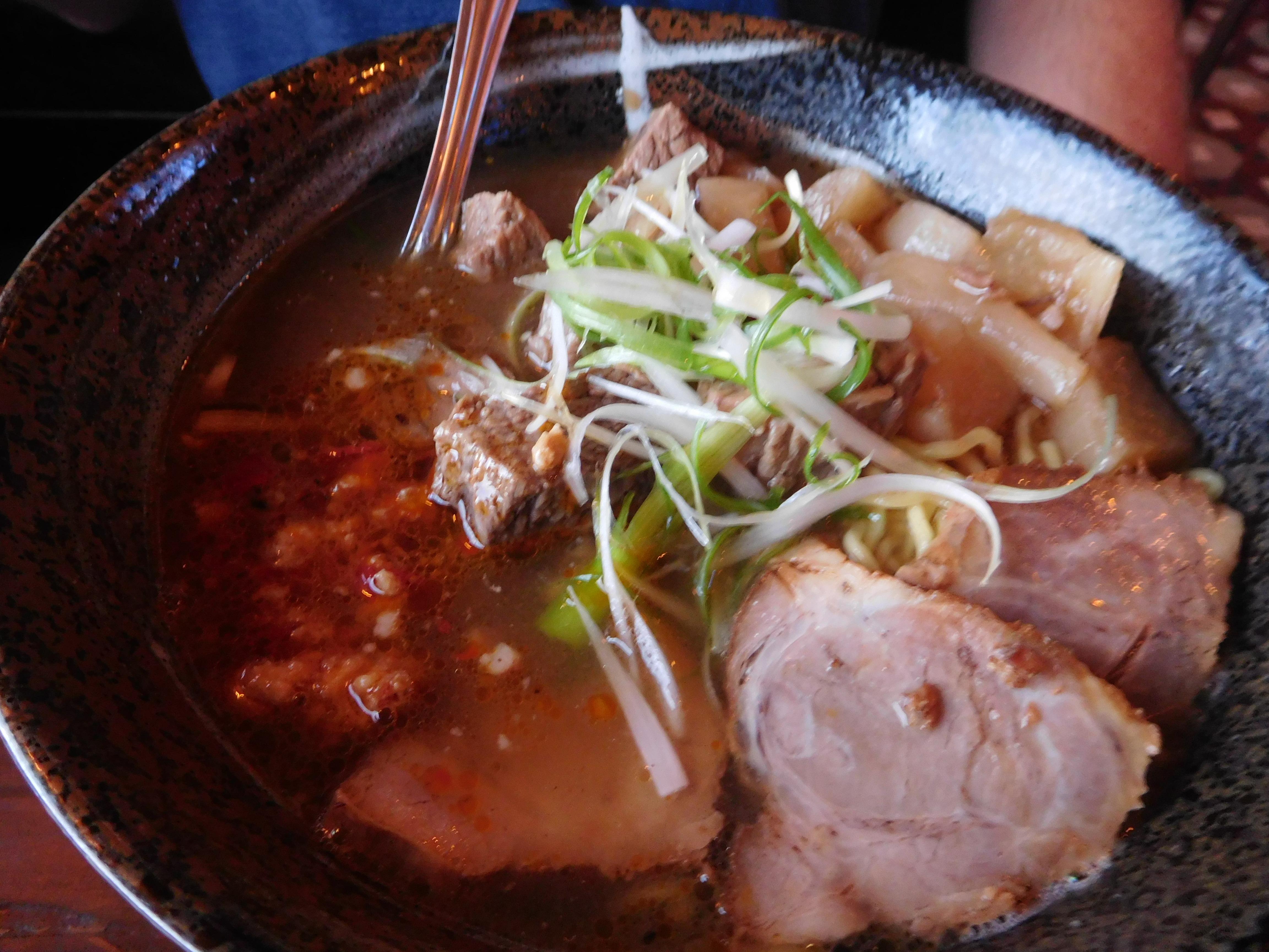 Albany Eats: Tanpopo Ramen and Sake Bar   Julie Journeys