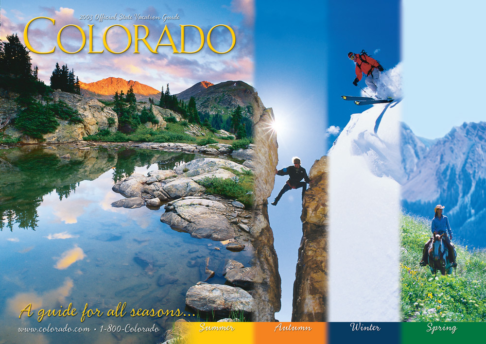 Colorado Official State Vacation Guide