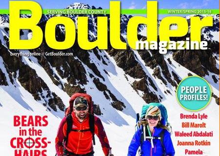 Boulder Magazine