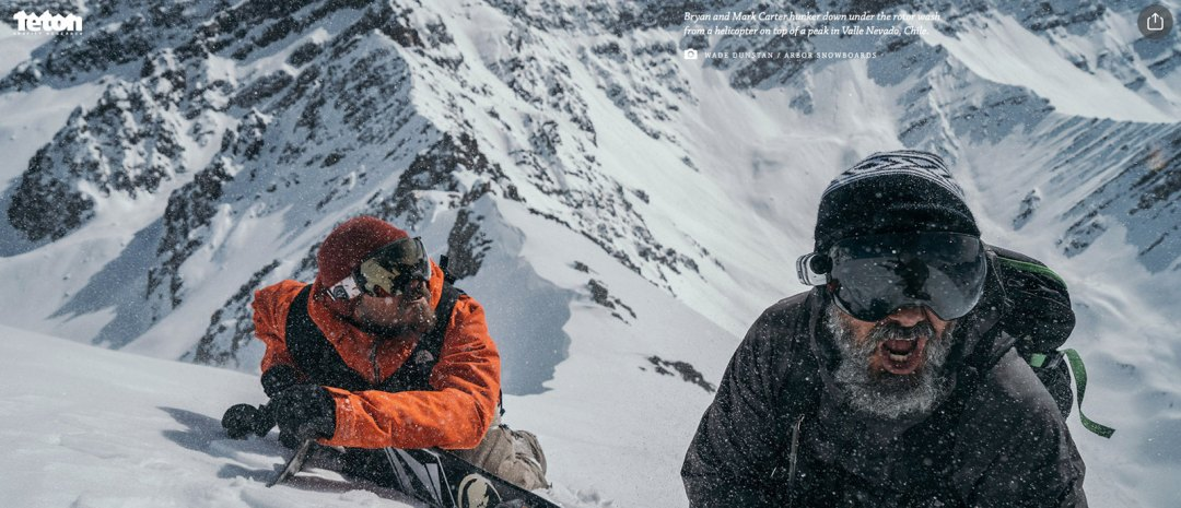TGR shows us how branded editorial is done