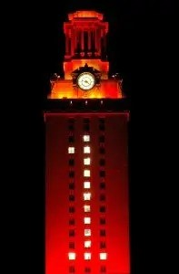 UT Tower Austin Texas