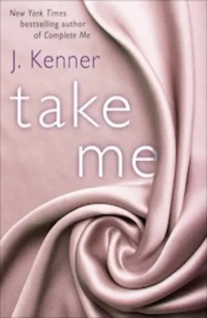 Take Me - E-Book Cover