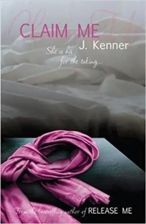 Claim Me - E-Book Cover