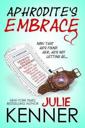 Aphrodite's Embrace - E-Book Cover