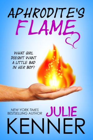 Aphrodite's Flame - E-Book Cover