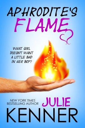 Aphrodite's Flame - E-Book Cover