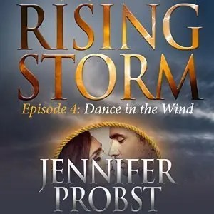 Dance in the Wind - Audiobook Cover