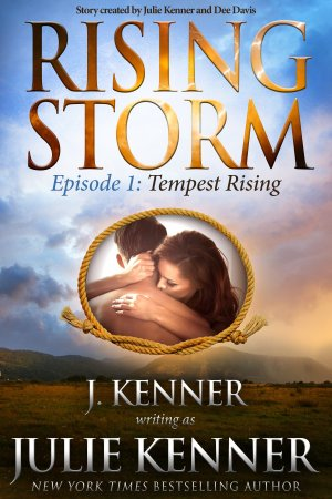 Tempest Rising - E-Book Cover