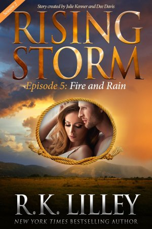 Fire and Rain - E-Book Cover