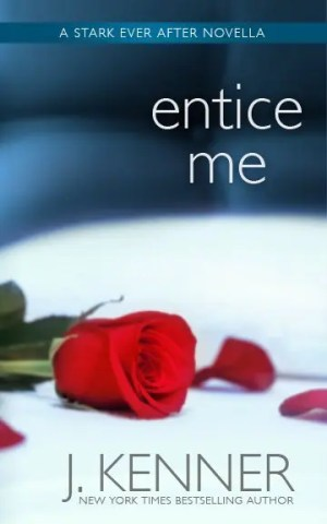 Entice Me - Trade Paperback Cover