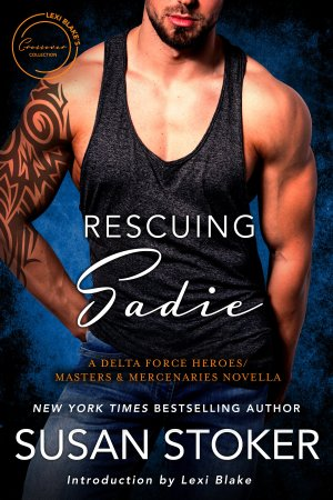 Rescuing Sadie - E-Book Cover