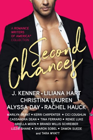Second Chances: A Romance Writers of America Collection - E-Book Cover