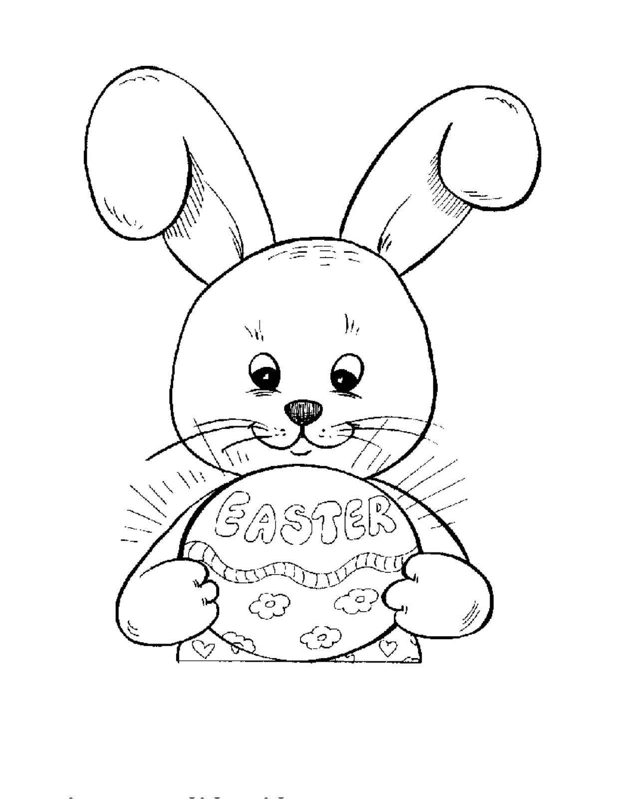 The Jkt S Easter Kolouring Kontest