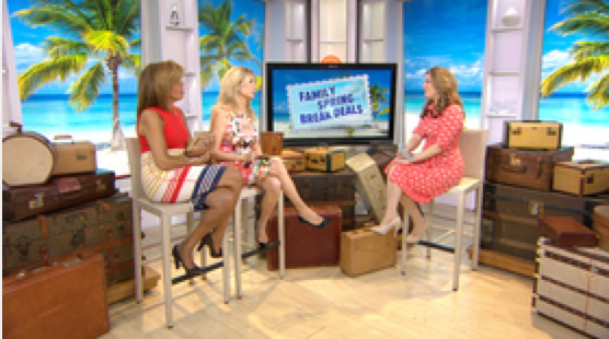 Hoda Kotb, Kathie Lee Gifford, Julie Ruditzky Loffredi on NBC