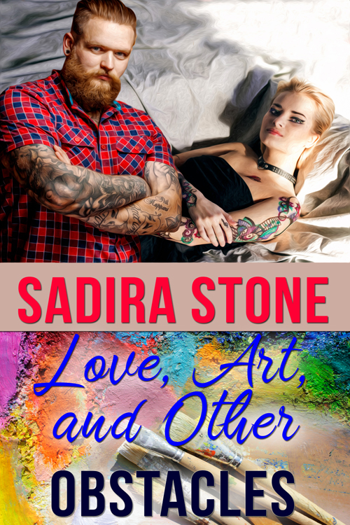 Author Sadira Stone never forgets the sizzle