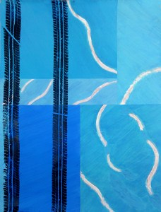 Saatchi-artsy-contemporary-julien-Guibreteau-Tire tracks-printing-sky