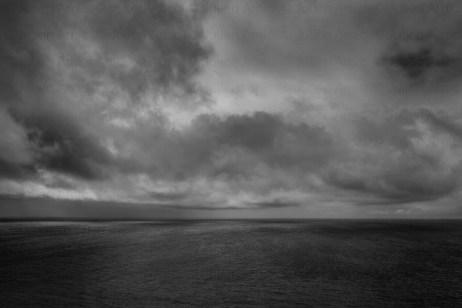 Tournoiement, la manche vue du nez de Jobourg, Cotentin, Normandie - Julien Amic