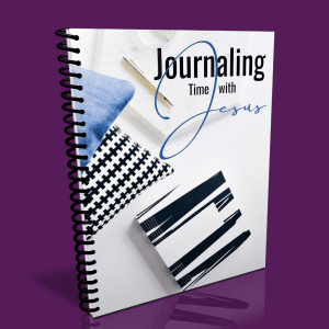 Journaling with Jesus Bible Study Journal