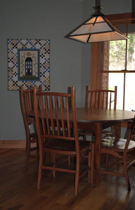 Dining Room Quilt
