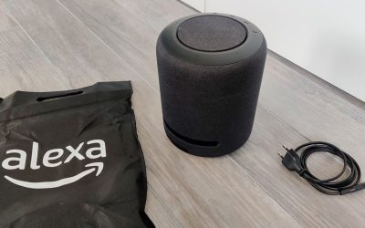 Amazon Echo domine le marché des assistants vocaux