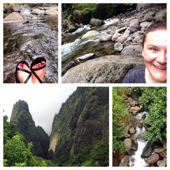 Day 1: Iao Valley, Maui