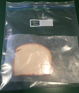 bread for cookies