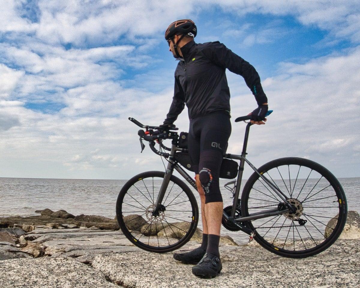 test logiciel retouche photo luminar vélo sans ciel