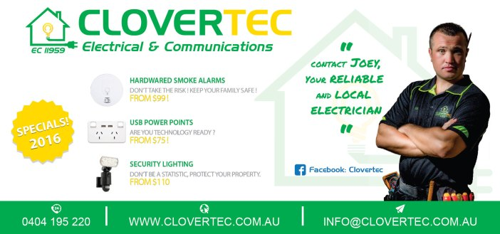 Clovertec-Electrical Company-Leaflet-2