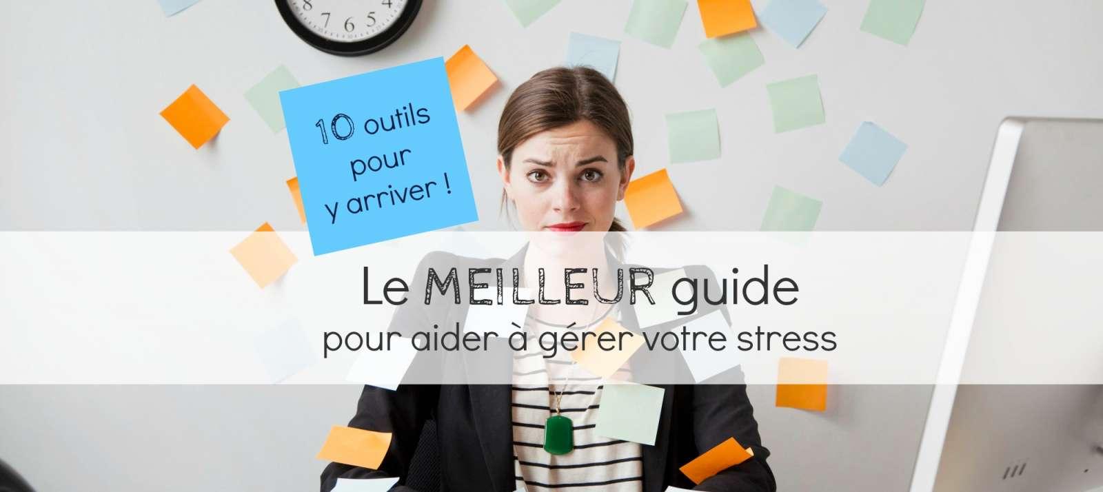 Gestion du stress Julie Ouimet