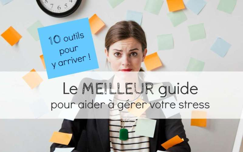 Gestion du stress Julie Ouimet