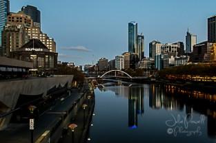 Melbourne Dawn--2