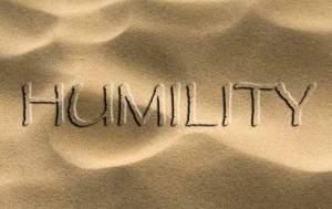Week 14, 2018 – Humility