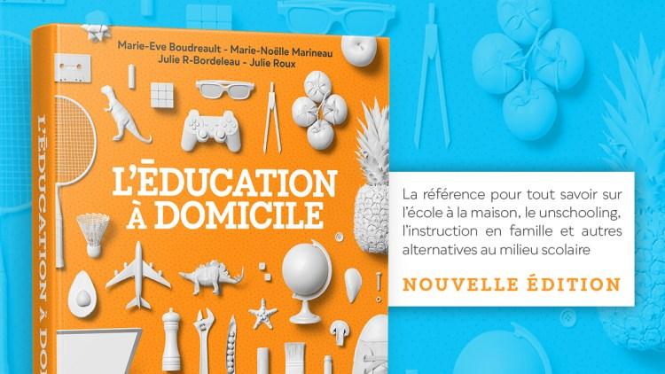 Se procurer le livre L'éducation à domicile