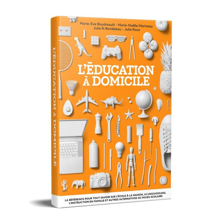 Se procurer le livre L'éducation à domicile disponible Paperback, Kindle et Audio