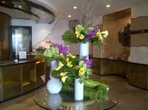 Las Vegas Hotel Lobby Flowers