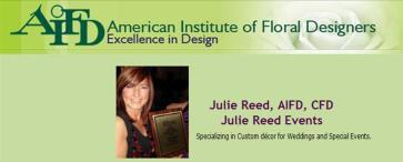 Julie Reed AIFD Member