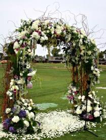 Rustic Outdoor event planning